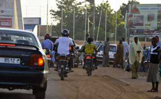 Circulation Rout Niamey