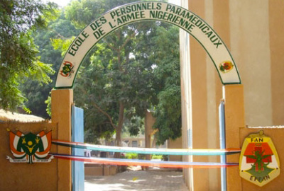 Ecole Paramedicaux Armees Niger