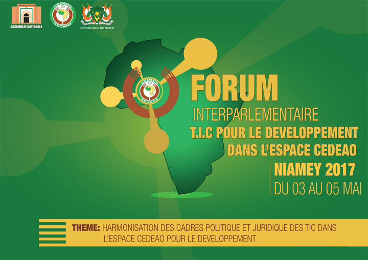 Forum Interparlementaire T i C espace CEDEAO Niamey 02
