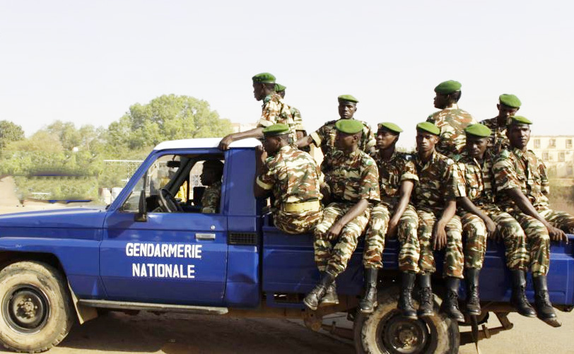 Gendarmerie Nationale Niger 01