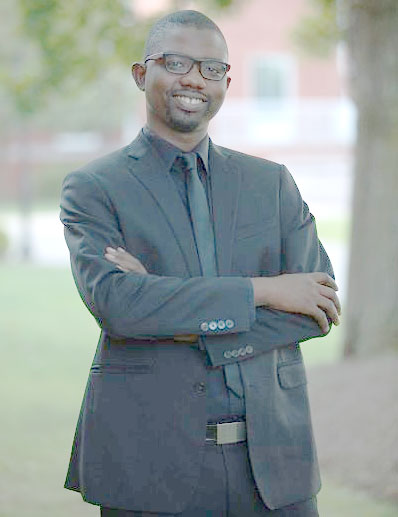 Kader Kaneye, co-fondateur de l'African development university. © Alex Jones/Bentley University/Waltham, MA/2015
