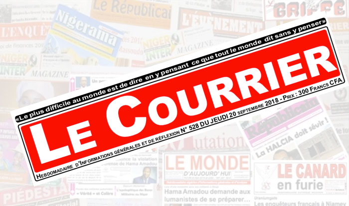 Le Courrier Journal Niger