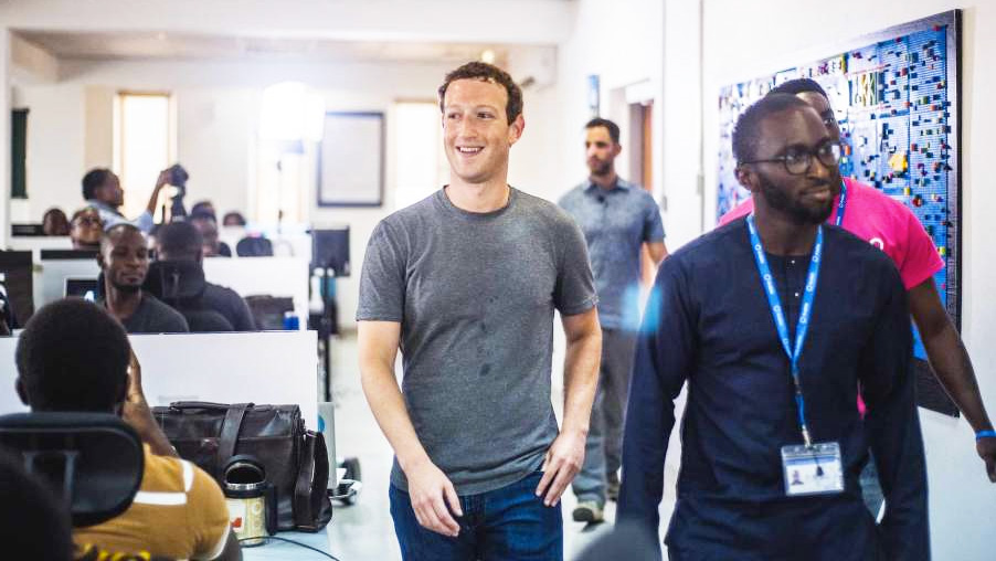 Mark Zuckerberg Lagos 2016