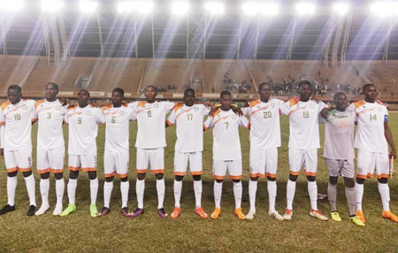 Sport/ Match amical Niger/ Maroc : Le Mena junior bat les Lionceaux de l'Atlas par 1 but à 0