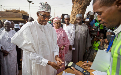 Nigeria Election Buhari