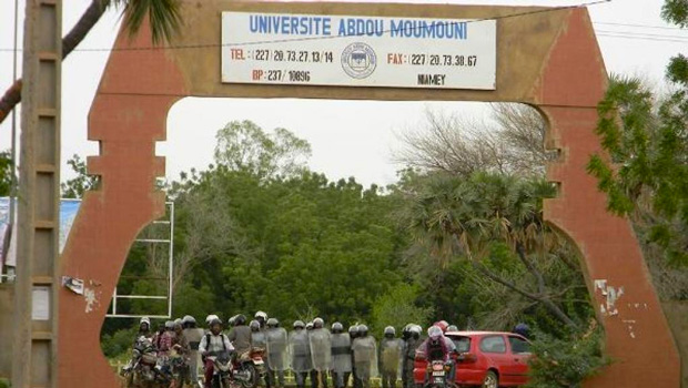 Universite Abdou Moumouni 2016