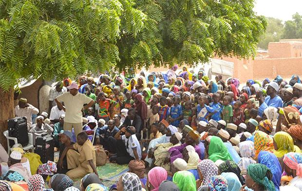 campagne electorale Niger 01