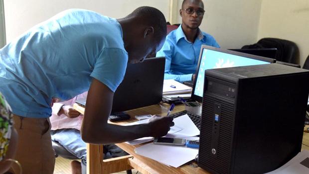 techniciens verification resultats election prsidentielle Niger